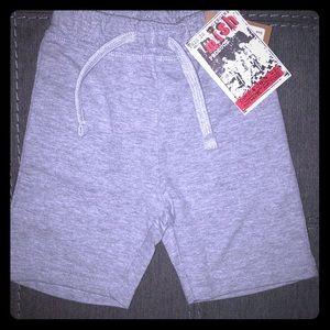 {MISH BOYS} jersey cargo shorts 24M